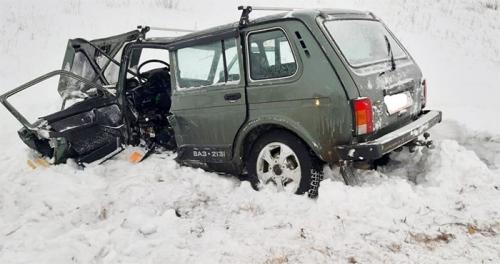 Снег и метель — причина смертельного ДТП в Троицком районе. Три жертвы, среди которых четырехлетний малыш