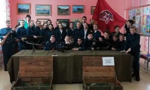 В Троицке состоялась передвижная выставка «Возвращение великой истории»